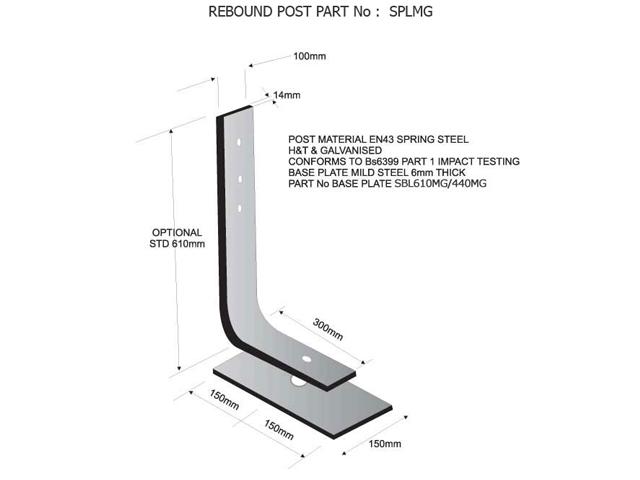 Rebound Post SPLMG2