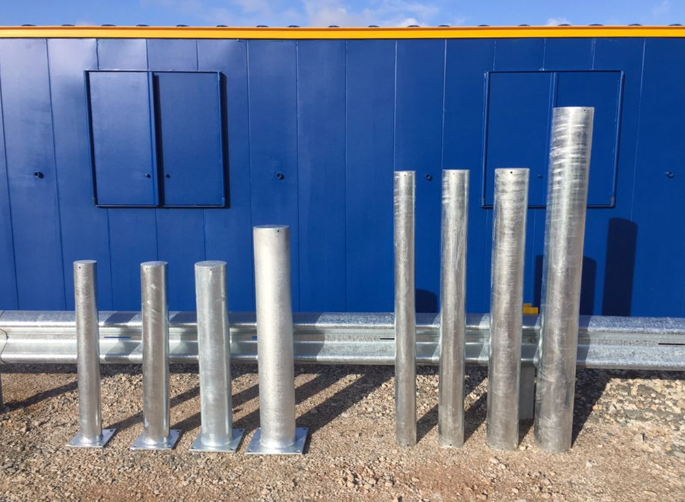 Armco Safety Bollards