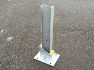 Shock Absorbing Standard Bolt Down Post Product Photo