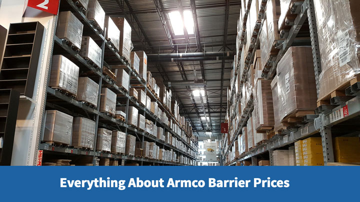 Everything You Need To Know About Armco Barrier Priers