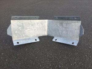 Flexible Corner Piece Product Photo