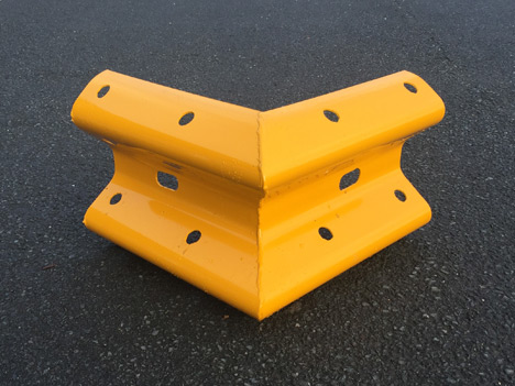 Yellow External Corner Product Photo