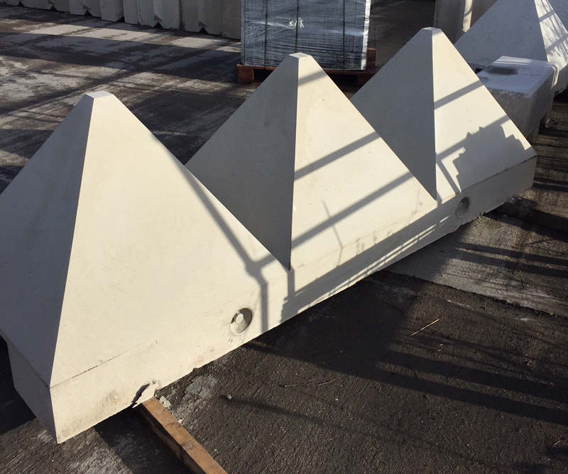 Tank trap product