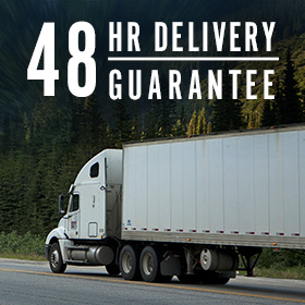 48 hour delivery guarantee