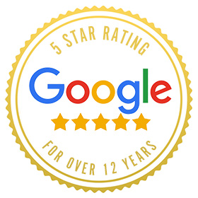 5* Google Rated