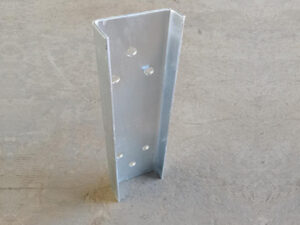 OBB Connector Plate galvanised